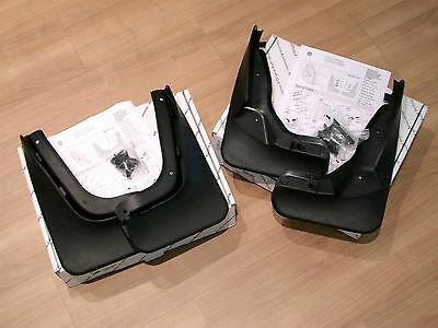 Genuine VW Golf Mk5 Mudflaps Full Set **BRAND NEW** Front & Rear Mud Flaps
