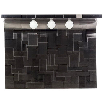 Cityscape Canopy Style Headboard with Lights Paul Evans for Directional (1 of 2)