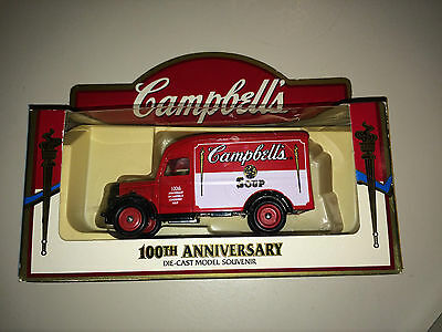 Campbell's Soup 100th Anniversary Die-cast Model Souvenir Truck