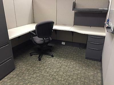 Haworth Premise 6'x6′ & 6'x8′ Cubicles