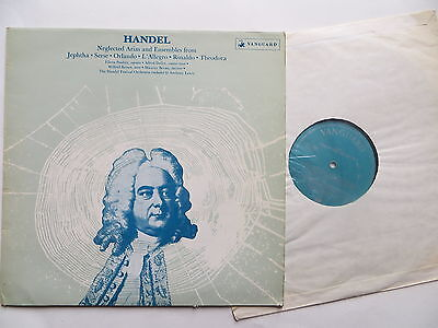 HANDEL Neglected Arias and Ensembles
