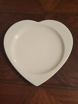 Heart Shaped Plate Platters Dishes - Syracuse China