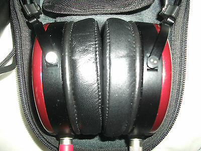 MrSpeakers Ether headphones with 2m DUM cable - near mint!!