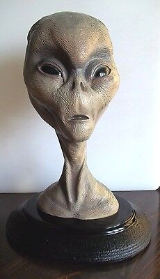 """""""THE GREY"""" Real Alien Head FIRST EDITION (RARE)"""