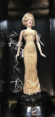 Marilyn Monroe Franklin Mint Collectible Figure