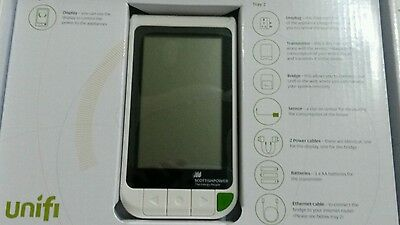 Unifi Home Energy Monitor with iPhone/Android remote