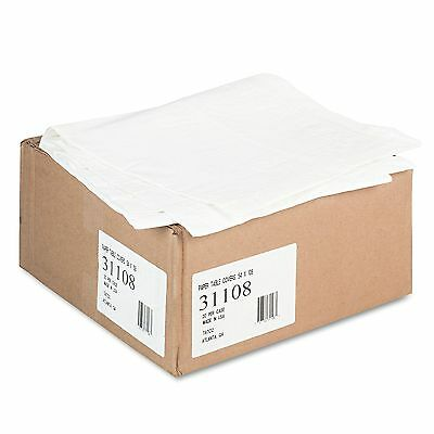 Tatco - Paper Table Cover With Plastic Liner - 20 ct.