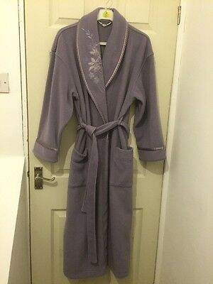 Ladies BHS Dressing Gown / House Coat Size 8-10