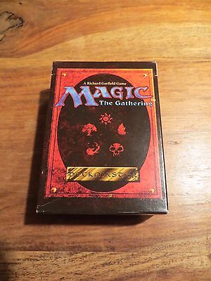 Magic The Gathering - 4th Edition 1995 Starter Set - 65 cards