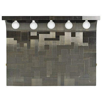 Cityscape Canopy Style Headboard with Lights Paul Evans for Directional (2 of 2)