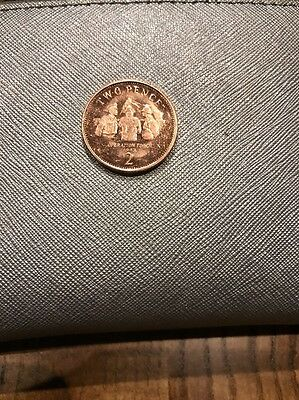 Two Pence Coin