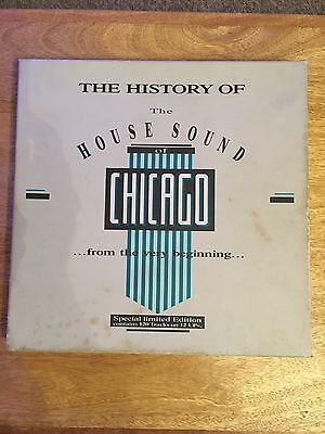The History Of The House Sound Of Chicago Boxset