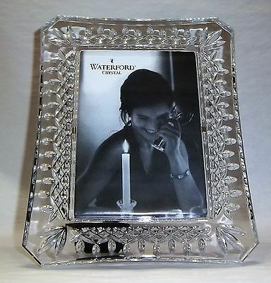 WATERFORD CRYSTAL Picture Frame ~ New ~ 6x4 ~ LISMORE