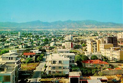 Cyprus Nicosia Dis. Postcard as picture * Combined Shipping available * CNDS5
