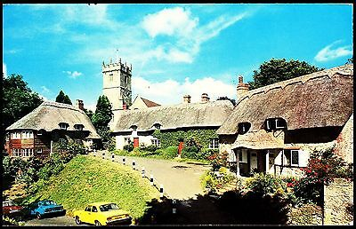 Postcard -Godshill Isle Of Wight Posted 1979 Stamped