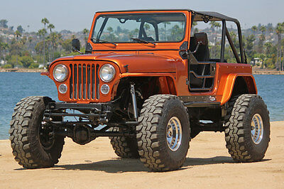 1983 Jeep Other Base Sport Utility 2-Door 1983 Jeep CJ-7 Fully Restored and Custom Modified Show Condition