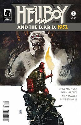 Hellboy and the B.P.R.D 1952 #2