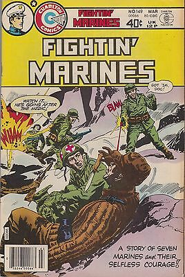Fightin' Marines #149 Charlton 1980 Combined Shipping Avail.