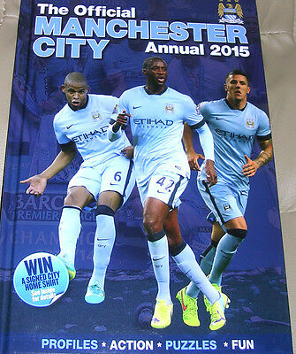 Manchester City Annual 2015