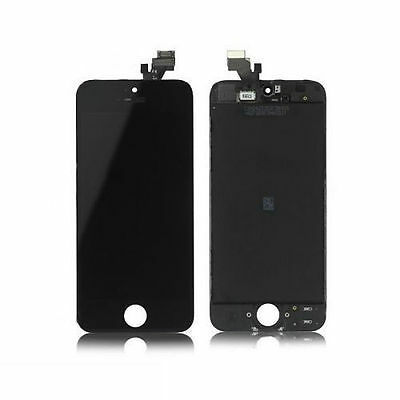 Replacement LCD Touch Screen Display Digitizer Assembly for iPhone 5 Black+Tools