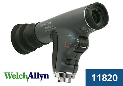 PanOptic 3.5 V Halogen  HPX Ophthalmoscope  with Slit Aperture, Red-Free 11820