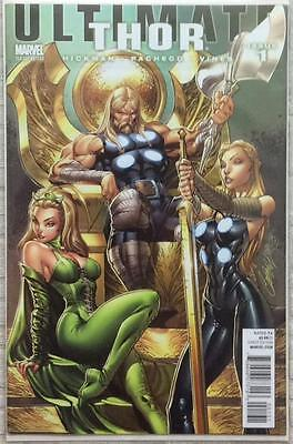 Ultimate Thor #1. Limited variant edition (Marvel) VF Rare