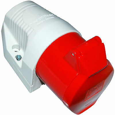 Walther CEE Type 400 volt 32 Amp  5 Pin Socket - CEE130