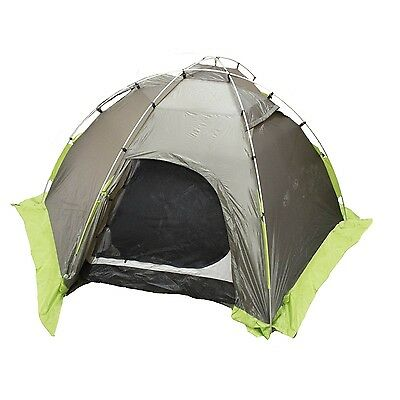 The Backside by Black Pine T-6 T-Series 3-Person 4-Season Backpacking Tent