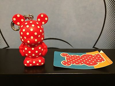 """Disney Vinylmation 1.5"""" - Junior Character Pattern Series - Minnie Mouse."""