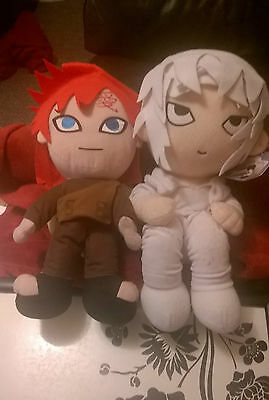 Naruto And Death Note Plush Figures 12 Inch Approx Manga