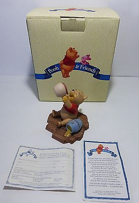 Winnie the Pooh Life is Sweet Disney Ceramic Collectible figurine