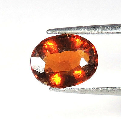 2.85Cts. ATTRACTIVE! EARTH MINED 100% NATURAL AXINITE OVAL CUT LOOSE GEMSTONES