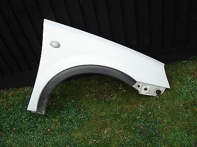 Vauxhall Combo 2002 - 2011 Front O/s Driver Side Wing Finished In White
