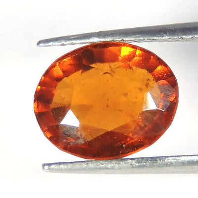 4.65Cts RARE QUALITY MAGNIFICENT NATURAL AXINITE OVAL CUT LOOSE GEMSTONES