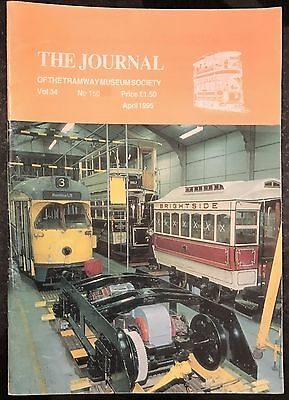 The Journal of the Tramway Museum Society 1995 Railways Trains