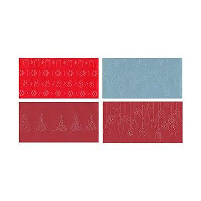 CK Products Impression Mat Set - Christmas Borders