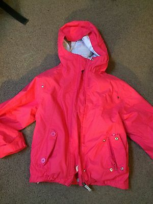 Women's Billabong Ski Jacket In Pink Sz12