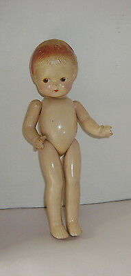 Vintage Effanbee Composition Patsyette Doll