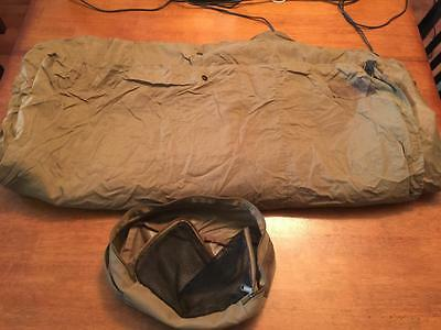 FORCE PROTECTOR GEAR THERMASHIELD SHELTER BLANKET COYOTE TAN 6' x 10'