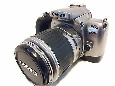 Canon EOS REBEL T2 35mm SLR Film Camera Body And 28-90mm 1:4-5.6 lens