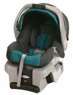 Graco SnugRide Classic Connect 30 Infant Car Seat, Dragonfly FREE SHIPPING