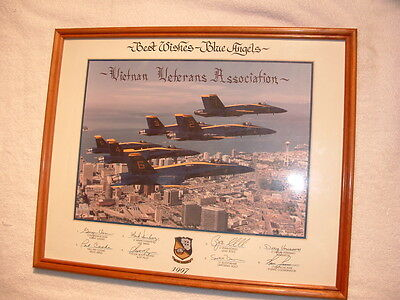 Navy Blue Angels photo collection & year book