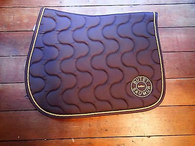 Butet Saddle Quilted Saddle Pad - NEW