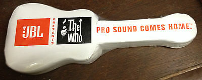 The Who, JBL Presents 2002 Sealed Compressed Guitar Shaped Concert T-Shirt