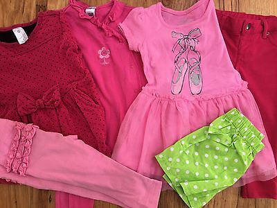 Girl's size 1 mixed items x 6