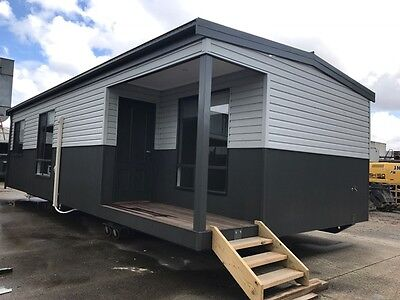 RELOCATABLE MOBILE HOME GRANNY FLAT ACCOMODATION 2 bedroom
