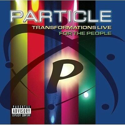 Transformations Live: For The People - 2 DISC SET - Par (2006, CD NEUF) Explicit