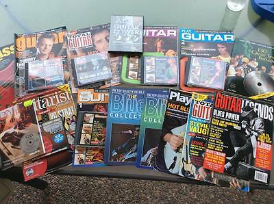 Guitar Book and Magazine Package