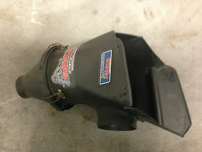 commodore vt vx growler cold air intake