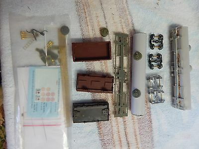 HO NSWGR Goods Wagons - 2 x NTAF Kits and 3 x S Truck Bodies